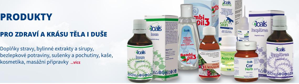Produkty pro zdraví a krásu těla i duše